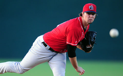 Interview with Deck McGuire of the New Hampshire Fisher Cats