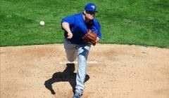 Former Phillies and Brewers RHP, Andrew Carpenter, now finds Success with Blue Jays