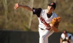 RHP, Justin D'Alessandro, chases his dream after signing with the Toronto Blue Jays