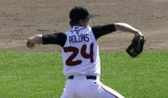 A Quick Chat with Newly-Traded, LHP, David Rollins