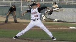 Lansing Lugnuts' Aaron Sanchez Happy With Successful Season