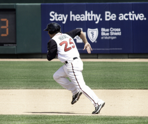 In 2012, Hobson scored eight more runs, hit 19 more doubles, six more home runs, and 33 more RBIs than his 2011 season. (photo credit: WhitecapWendy)