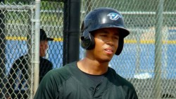 Dalton Pompey Proud to be Drafted by Blue Jays