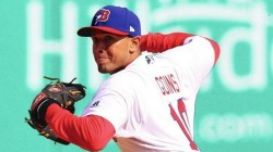 Goins Making Right Adjustments With Bisons