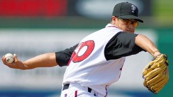 Efrain Nieves Lowers Arm Angle, Re-signs for 2014