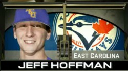 Blue Jays Draft Jeff Hoffman 9th Overall
