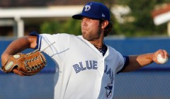 Daniel Norris Settling In With Fisher Cats