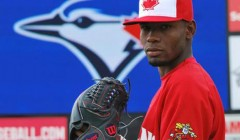 Miguel Castro Rises Through Jays Organization