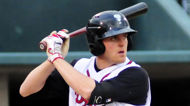 Mitch Nay experienced his first full season of professional baseball. (MLBlogs.com)