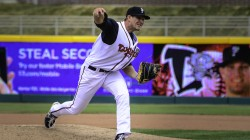RHP Justin Shafer Benefiting from Moving into Starting Role