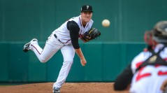 RHP Sean Reid-Foley Competing with Better Command