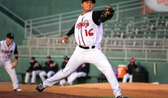 Francisco Rios Dominated in Midwest League