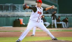LHP Dan Lietz Putting it Together in Lansing