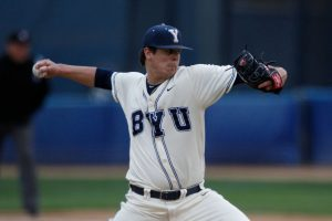 Maverik Buffo has been impressive with the GCL Blue Jays. (Sammy Jo Hester)