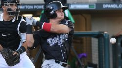 Griffin Conine Putting Up Big Numbers in Lansing