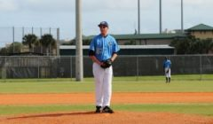 Interview with Blue Jays' draftee, Andrew Suarez