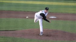 Lansing Lugnuts RHP Anthony DeSclafani