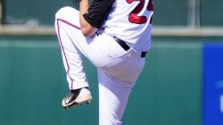 From bullpen to rotation, Lansing Lugnuts RHP Kramer Champlin